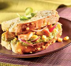 Gomette sandwich poulet petit format